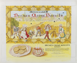 Biscuit Box Design