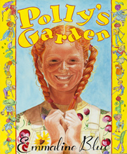 Polly's Garden Book Cover Design